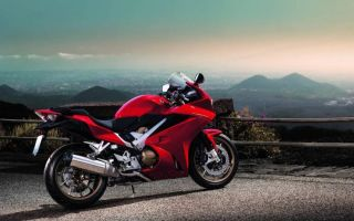 Honda VFR 800 F: новое поколение