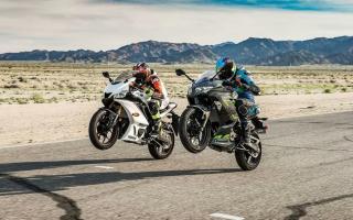 Навыки управления мотоциклом, которым учит только практика