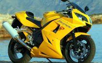 Топ 5 спортивных мотоциклов до 600 кубиков
