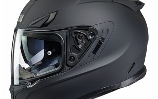 Виды шлемов для мотоциклов