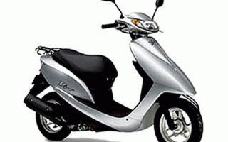 Скутер Honda Dio – усовершенствованній скутер