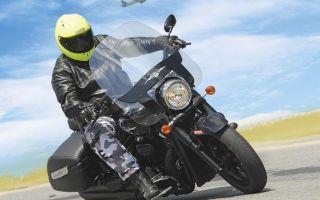 Suzuki Intruder C 1500 T: черный, как Лорд Вейдер