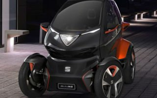 Seat Minimó – все преимущества автомобиля и мотоцикла.