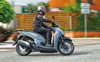 Honda SH 300i – простота имеет свои преимущества