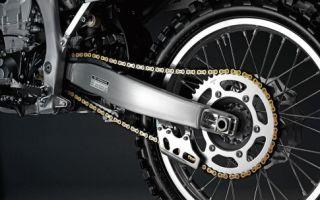 Приводная цепь на мотоцикле, что с ней делать?