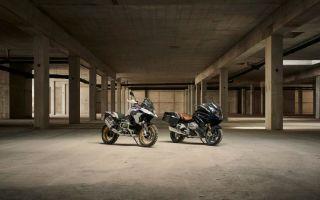 Новейшие BMW: R1250GS и R1250RT