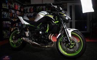 Kawasaki история мотоциклов