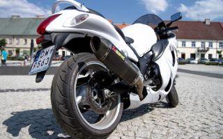 Король мотоциклов! Одним словом: Хаябуса