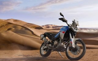 Aprilia Tuareg 660 2021/2022 – свежий ветерок в авантюрном сегменте!