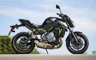 Kawasaki Z 650 – тест