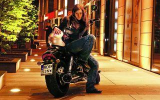 11 мотоциклов для женщин