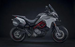 Ducati Multistrada 950 S – обновленная и лучше оснащенная