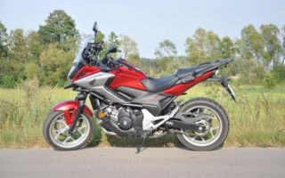 Honda NC 750 X DCT – отчет о поездке