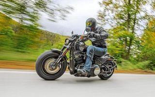 Harley-Davidson Fat Bob 2018 – расслабление и агрессия