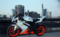 О мотоцикле Yamaha R1