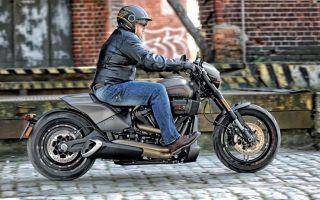 Harley-Davidson FXDR 114 — отличный мотоцикл, но дурное имя