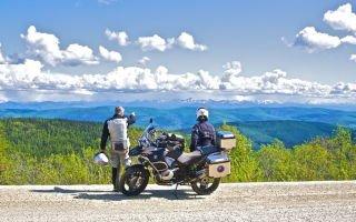 5 идей для поездки на мотоцикле по Европе