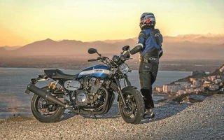 Катаемся на Yamaha XJR 1300: Дыхание прошлого
