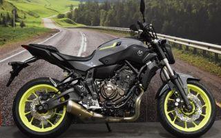 Yamaha MT-07 — до предела совершенства