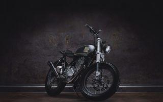 """Suzuki GN400 """"13"""" от Ventus Garage"""
