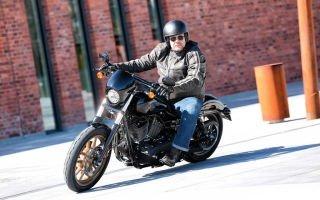 Harley-Davidson Low Rider S — злодей Милуоки