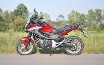 Honda NC750X DCT – синоним универсальности