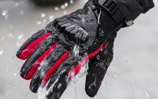 Зимние мотоперчатки или морщинистые руки?