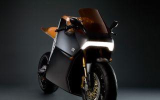 Миссия Моторс Электрический Мотоцикл