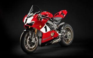 Ducati Panigale V4 25 Anniversario – к 25-летию со дня рождения Ducati 916