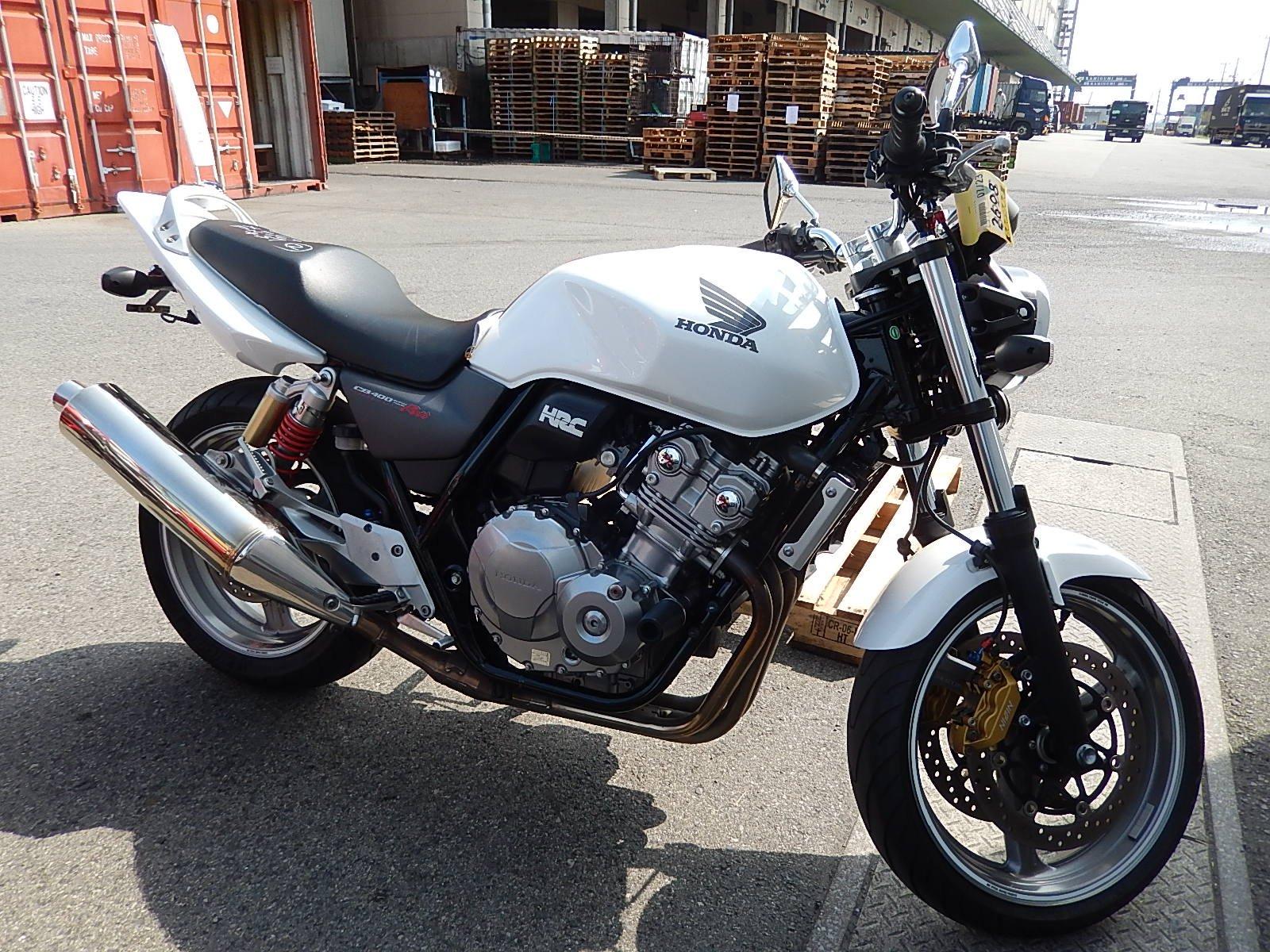 Honda CB400, фото