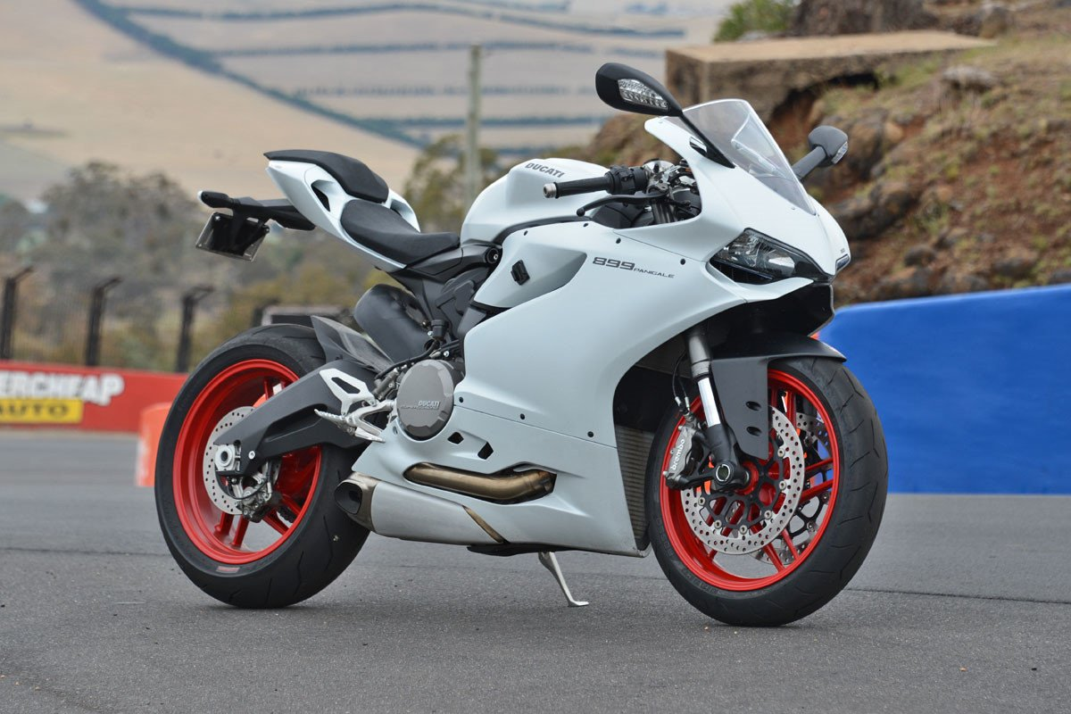Ducati Panigale, фото