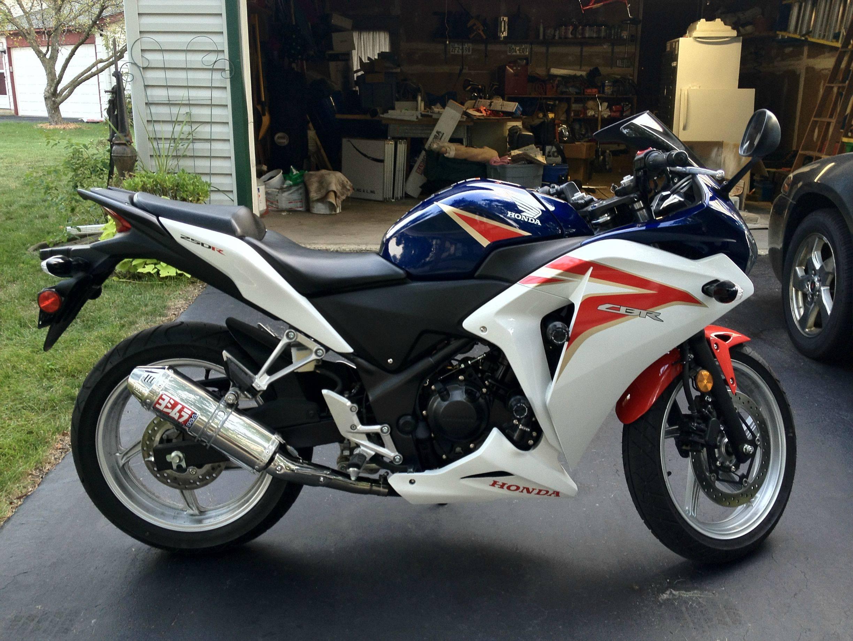 Honda CBR 250, фото