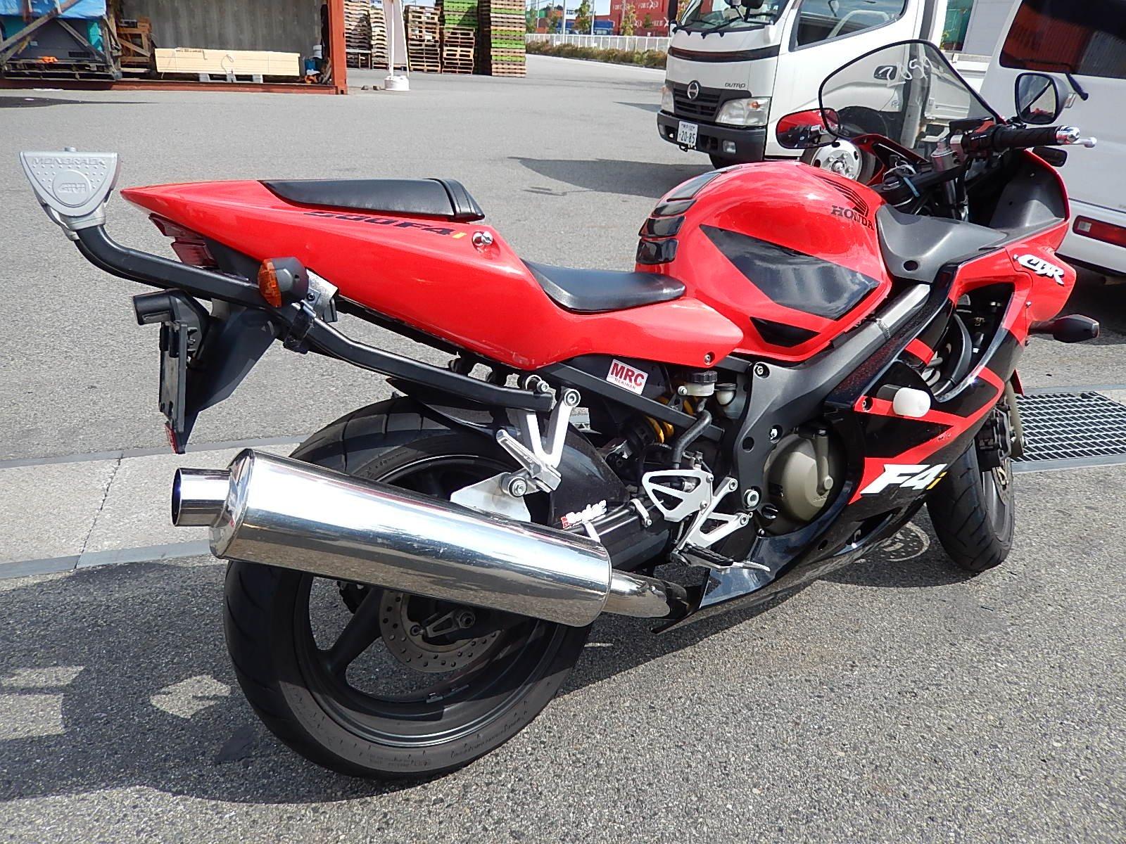Honda CBR 600 f4, фото