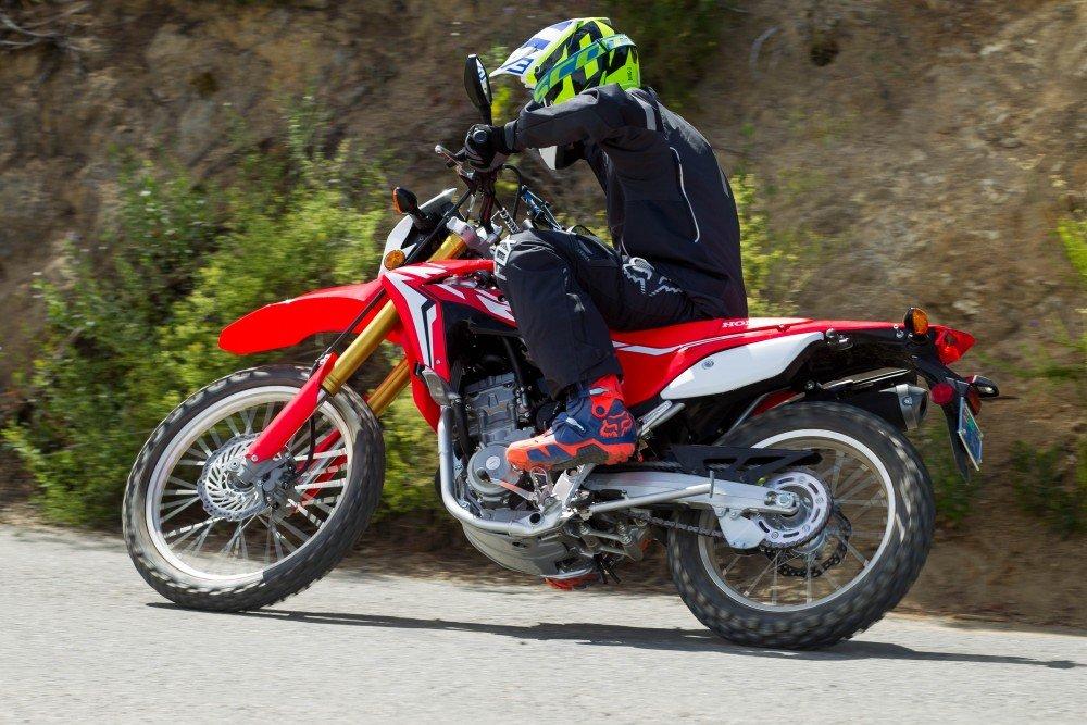 Honda CRF 250, фото
