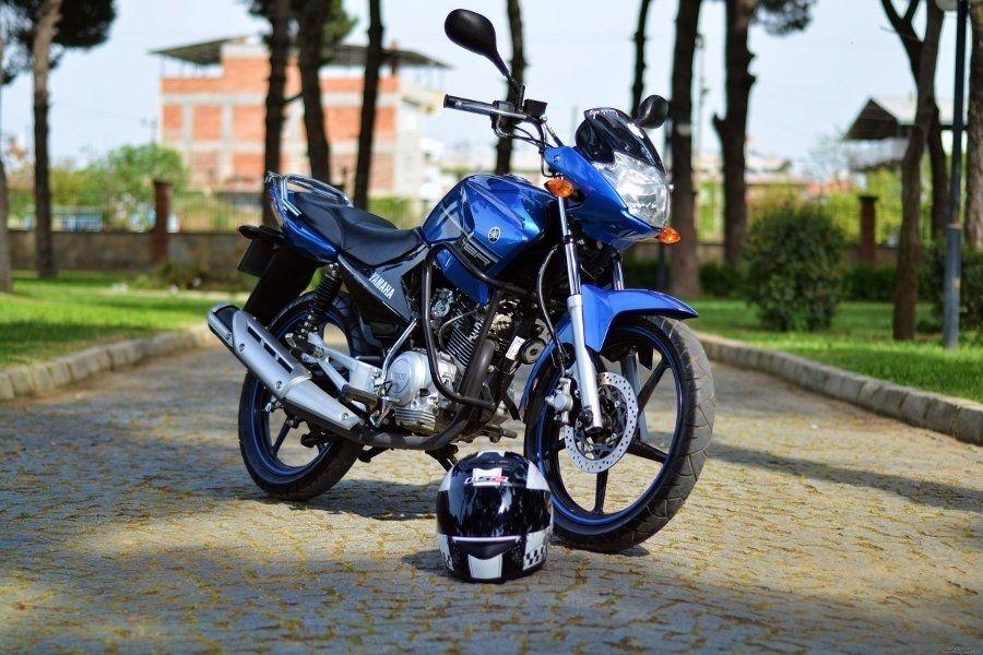Yamaha YBR 125, фото