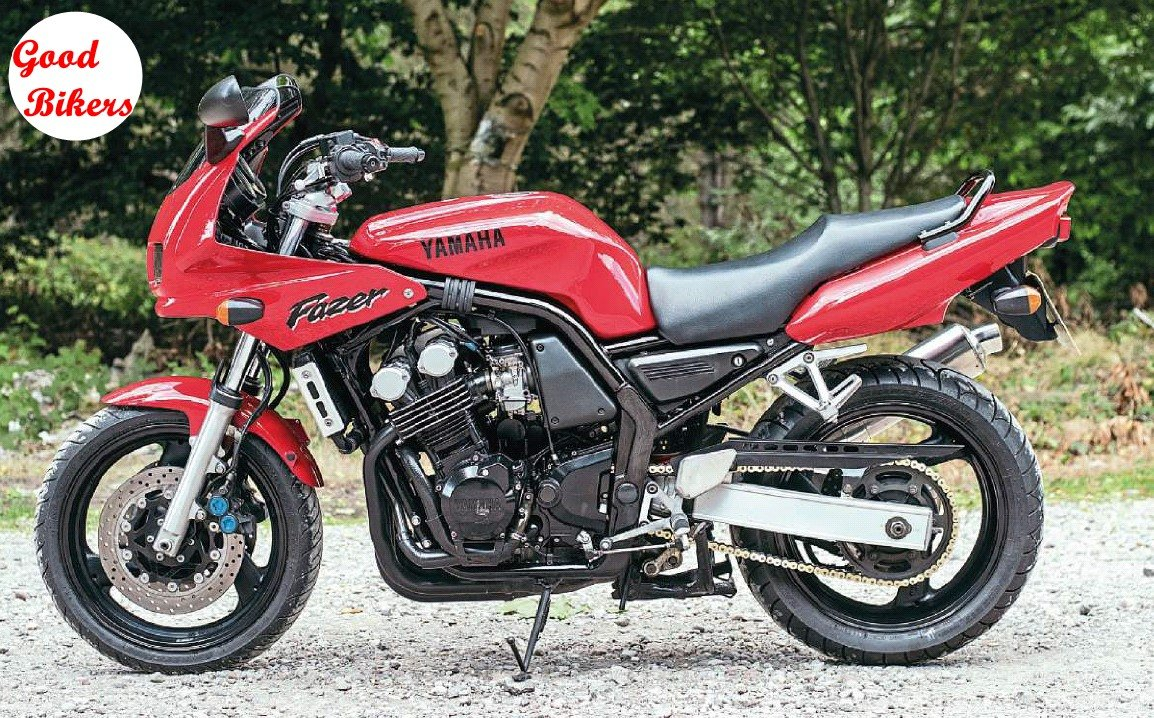 Yamaha FZS 600 Fazer, фото
