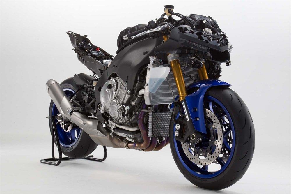 Yamaha YZF-R1, фото
