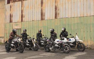 Познакомьтесь с линией мотоциклов BMW Heritage!