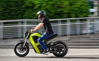Falectra – польский электрический мотоцикл.