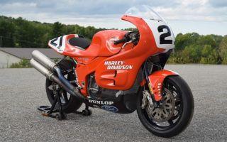 VR1000, созданный Harley-Davidson специально для AMA Superbike