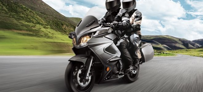 Безопасная езда на мотоцикле с пассажиром