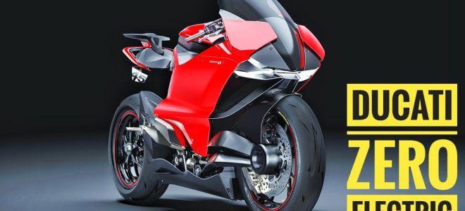 Volkswagen group прощается с двигателями внутреннего сгорания! А как на счёт бренда Ducati?