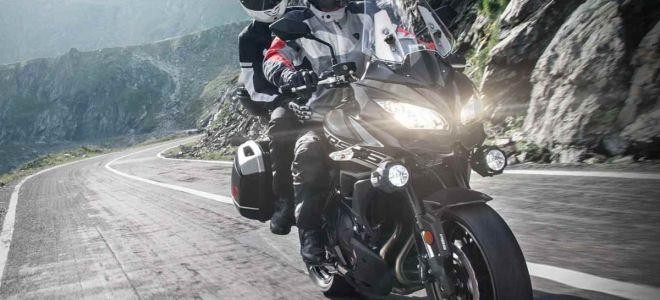 Новый мотоцикл Kawasaki Versys 650