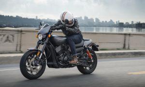 Harley-Davidson Street Rod — новый мотоцикл