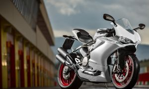 О мотоцикле Ducati Panigale
