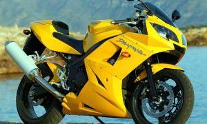 Топ 5 – спортивные мотоциклы до 600 кубов
