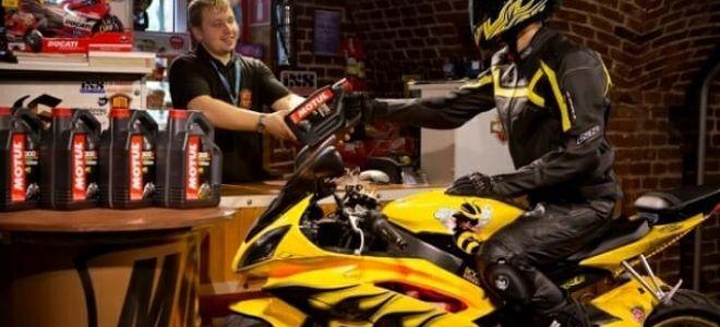 Мотоциклетное масло для мотоцикла. Что стоит знать?