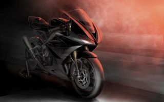 Триумф Daytona Moto2 765. Официальный превью