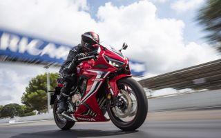 Honda CBR 650RR – универсальный спортсмен