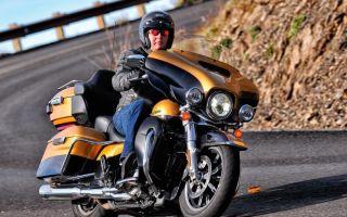 Harley-Davidson Ultra Limited – конец эпохи